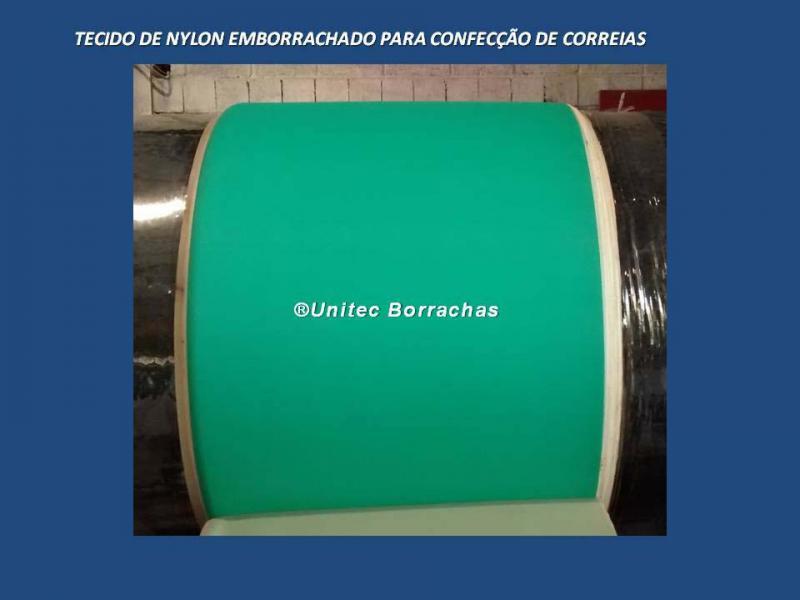 Fábrica de lençol de borracha